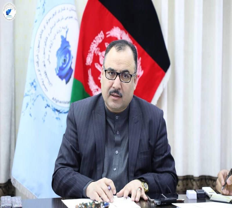 تدویر جلسه اداری ریاست عمومی شرکت آبرسانی و کانالیزاسیون شهری افغانستان